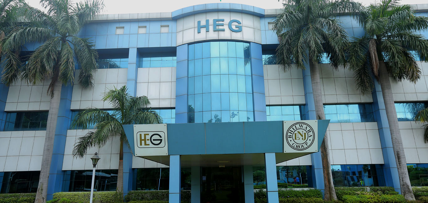 HEG Limited | World Winning Quality